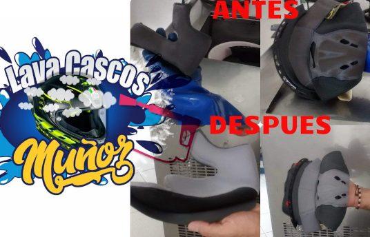 Lava Cascos Muñoz